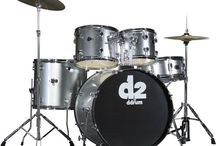 Drum Sets / Drums sets for sale at Dr. Guitar Music in Watertown, NY.