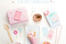 Free Printables / Free printable download graphics for all occasions!