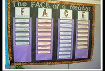 bulletin board ideas / by Ruth Cote