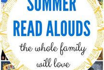 Summer Reading, Read-Alouds, and Audio Books
