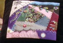 Crazy Quilts, Ideas & patterns / by Cheryl Fogg