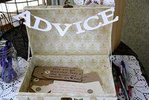 bridal shower ideas / by Danielle Nadolny