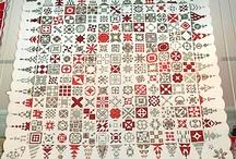 Quilts - Dear Jane