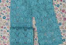 Scarves/Knitting