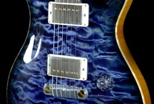 Paul Reed Smith Guitars / Beautiful guitars by Paul Reed Smith