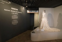 Hatched, Matched and Dispatched Exhibition / This exhibition based in the Jersey Museum focuses on what has been worn over the centuries at all the important mile stones in our lives. This may be a Wedding, Birth, Christening or even Death.