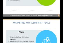 Sales / Marketing graphics and ppt templates