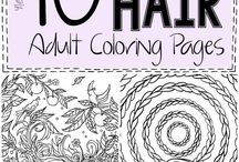 Awesome Things To Color!
