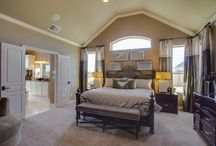 Bedrooms Worth Dreaming About by GVB Custom Homes / Beautiful bedrooms designed and built by GVB Custom Homes.