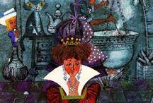 Alice in W:Moritz Kennel / Alice in wonderland (illustrator)