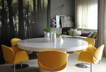 .:Dining Spaces:. / Inspirational rooms to eat in (or more often than not, just look at). / by Tracy Hickman
