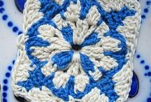Crochet Azulejos