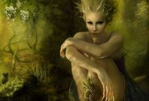 Faery / Fairies   Fairies  Magical Beings...