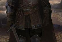 Personagens Medievais