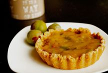 Pies & Tarts | Freud and Fries / Anything goes for pies and tarts! Anything. I just love them!
