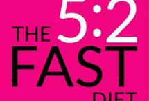 5-2 FAST DIET / by Artlover