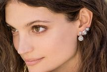 Earrings in focus / Earrings for any occasion and for every unique woman. #PANDORAearrings / by PANDORA
