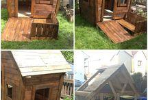 Bricolage cabane