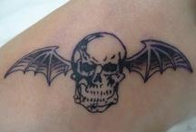 A7X tattoo