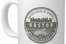 Boston Souvenirs, Gifts and Party Supplies / by NYCwebStore .com