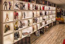 Incredible Figures Showroom / Fotos von unserem Showroom in Hamburg