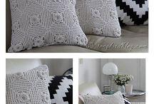 Crochet * Pillows