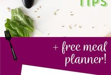 Meal Planning / Tools to help with Meal planning and recipe ideas too