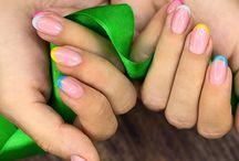 Fresh Nails / Nail Art, Salon Nail Art, all the beautiful nail art!