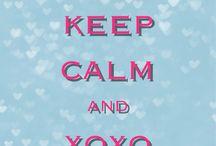 Keep Calm And xox