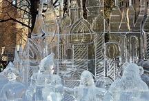 SCULPTURES ICE