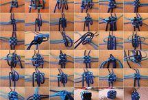 nudos y pulseras
