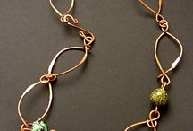 Jewelry - Wire and Metal Tutorials / by Roni Hendrickson