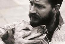 Mannen met honden