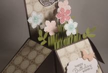 Cards - Pop-Up Card Box