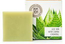 PomPom natúr szappanok / 100%-ban természetes szappanok