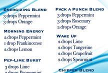 Oil Blend Recipes