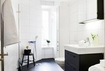Bathroom / Kylppäri ideoita