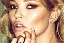 Kate Moss make up