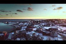 Filme und Werbefilme die in Norwegen gedreht wurden / Wusstet ihr, wie viele Werbeclips in Norwegen gedreht wurden? Ob Coca-Cola, Volvo oder Jack Wolfskin - die norwegische Landschaft bietet eine gute Kulisse für viele Produkte.