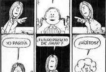 Historietas / Un poco de humor