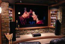 Home = Movie Room