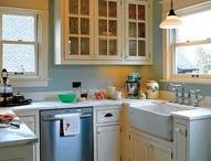 Kitchen Redo / by Jessi Moore