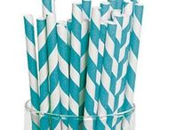 Stripes Party-ify! / Here you'll find Party-ify!'s selection of striped party supplies, including napkins, plates, cups, table covers, decorations, and party favors for your stripe themed party!