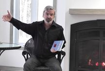 Alain Samson, auteur et conférencier