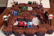 Train Birthday ideas / Another Train birthday party to organise