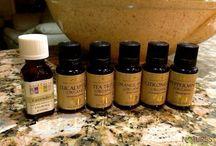 Essential Oils / by Melinda Craver