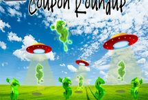 Weekly Coupon Roundup / Top Deals you'll love from our most popular stores. New deals every week...