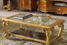 Art. 3520: Coffee Table / A coffee table for your living room!