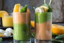 Smoothies / Smoothies and healthy drinks