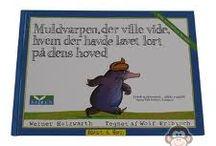 Children's books/Børnebøger / Bøger, jeg har lyst til at læse for mine børnebørn... Books, I would  like to read for my grandchildren...